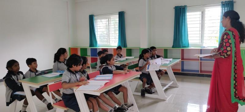 CBSE Schools near Horamavu